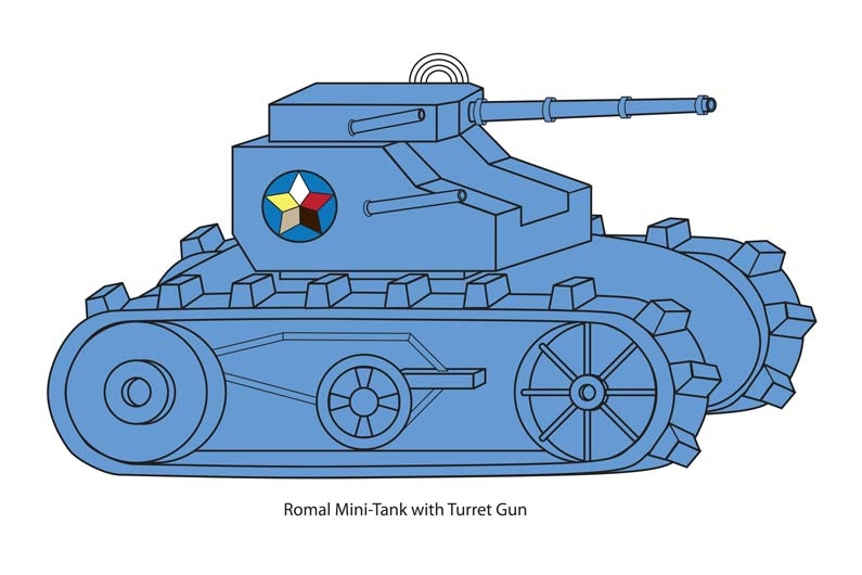 slide103-romal-mini-tank-with-turret-gun