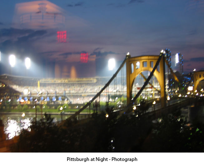 pittsburghatnight-photograph