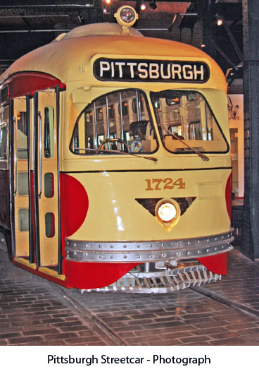 pittsburghstreetcar-photograph