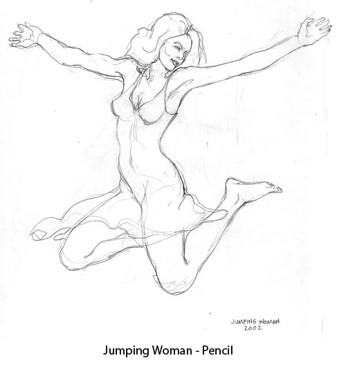 jumpingwoman-pencil2002
