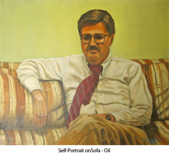 selfportraitonsofa-oil