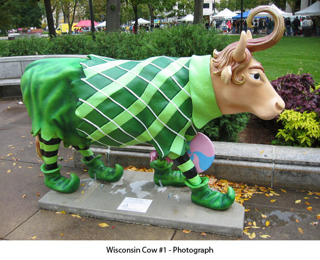 wisconsincow01-photograph